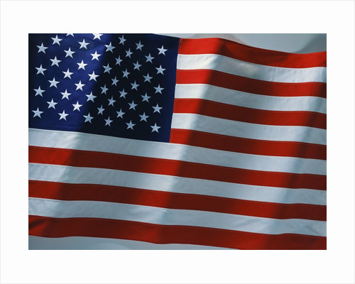 American Flag by Corbis