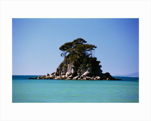 Small Island off Coast by Corbis