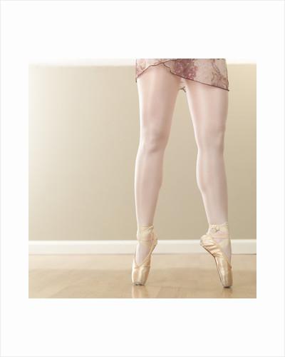 Ballerina's Feet by Corbis
