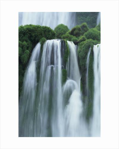 Iguazu Falls in Argentina by Corbis