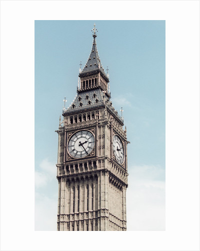Big Ben by Corbis