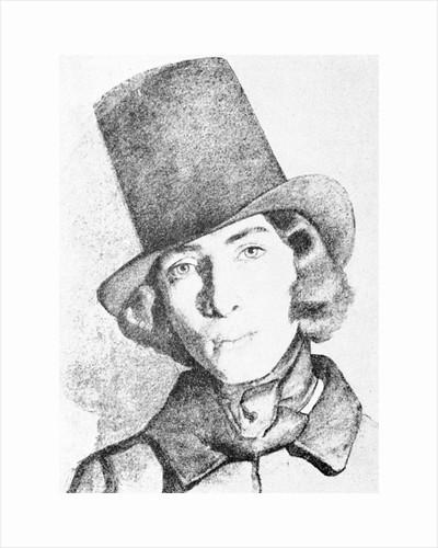 Artist Maurice Sand, Son of George Sand by Corbis
