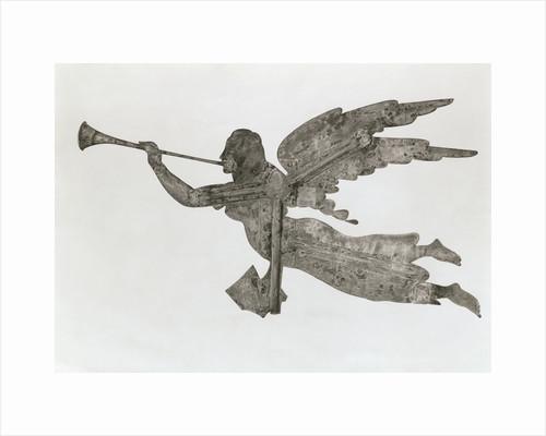 Angel Weathervane by Corbis