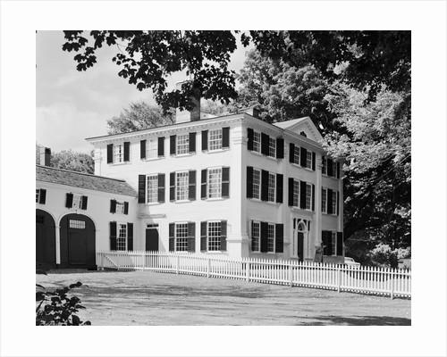 Barrett House by Corbis