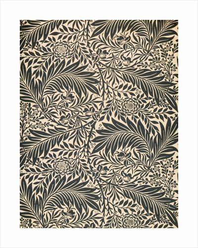 Morris Wallpaper, Larkspur Design by Corbis