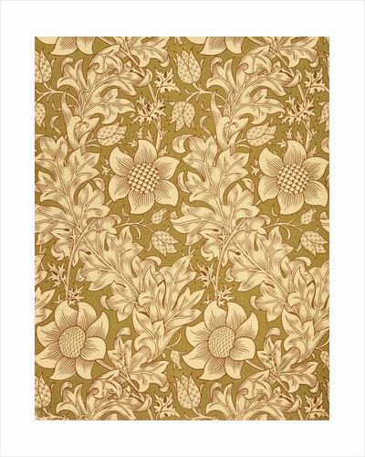 Morris Wallpaper, Fritillary Design by Corbis