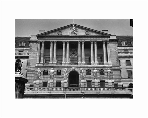Bank Of England by Corbis
