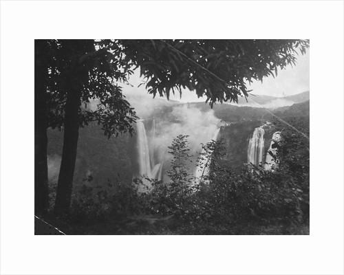 Gersoppa Falls by Corbis