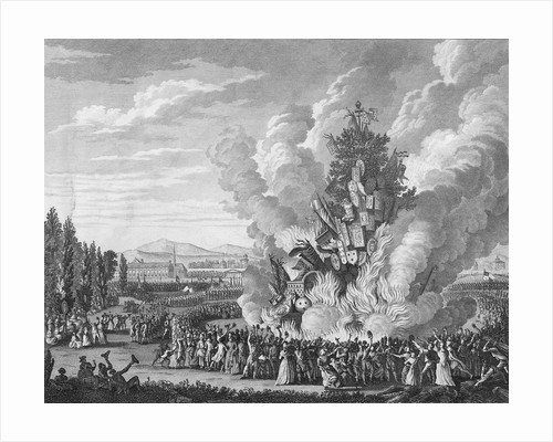 Commemoration of the Storming of the Bastille by Corbis