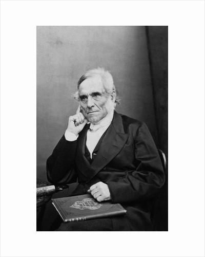 Frederick Denison Maurice by Corbis