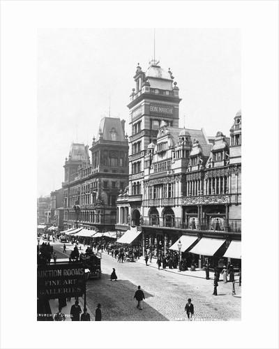 Church Street, Liverpool by Corbis