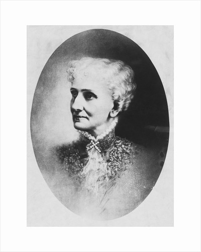 Christian Science Movement Founder Mary Baker Eddy by Corbis
