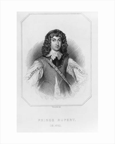 Portrait of Prince Rupert by Corbis