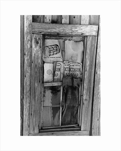 Sharecropper's Cabin by Corbis