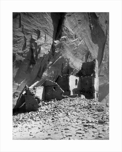 Antelope Ruin - Canon del Muerto by Edward S. Curtis