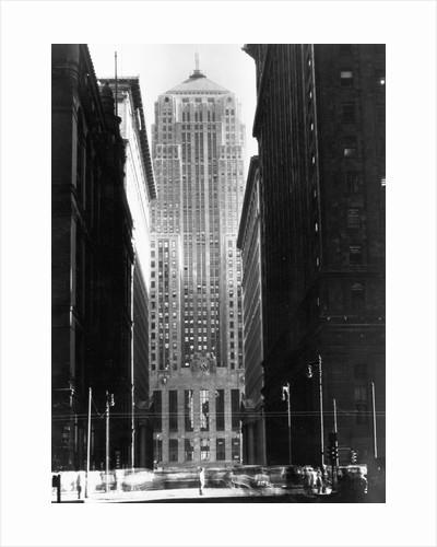 Chicago Board of Trade Building by Corbis