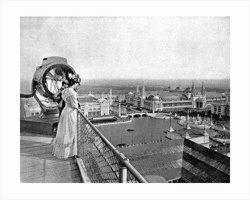 Overview of the Columbian Exposition of 1893 by Corbis
