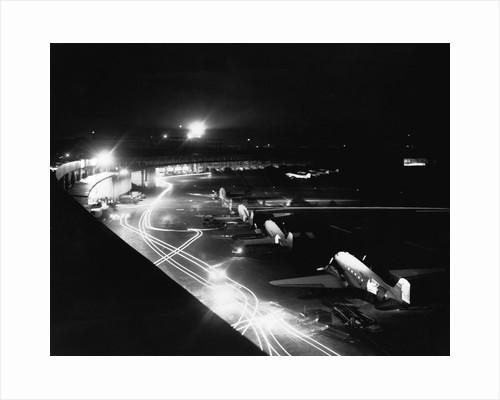 Milk Run During Berlin Airlift by Corbis