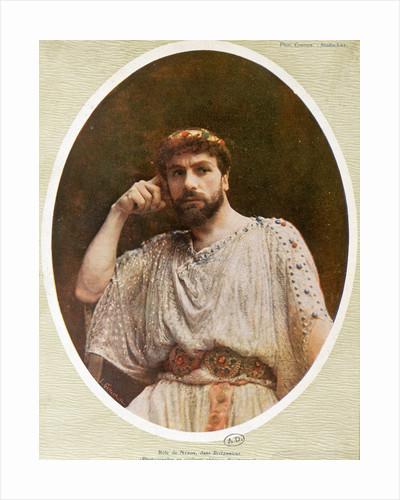 Albert Lambert as Nero in Jean Racine's Britannicus by Corbis