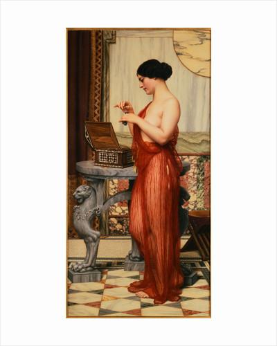 The New Perfume by John William Godward