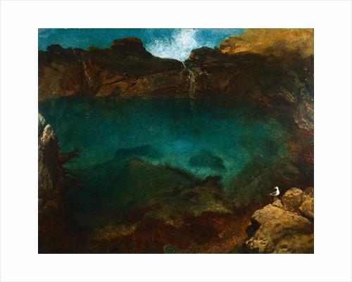 Ocean Pool, Parralan Islands by Albert Bierstadt
