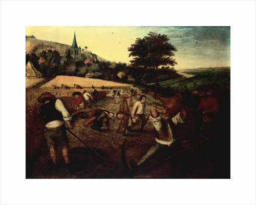 Summer by Pieter Brueghel the Younger