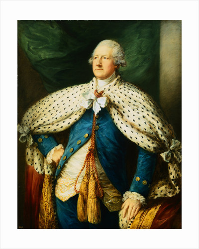 Portrait of John, 2nd, Earl of Buckinghamshire by Thomas Gainsborough