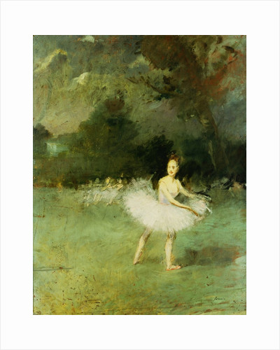 Dancers by Jean Louis Forain