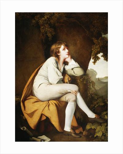 Edwin From Dr. Beattie's by Joseph Wright of Derby