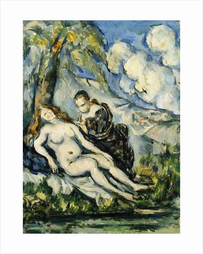 Bathsheba by Paul Cezanne
