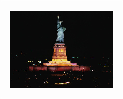 Statue of Liberty by Corbis