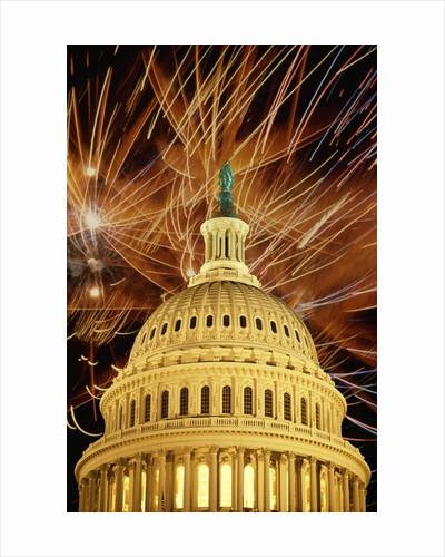 U.S. Capitol Building by Corbis