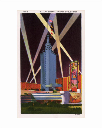 Hall of Science at World's Fair by Corbis
