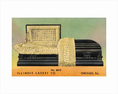 Black Casket by Corbis