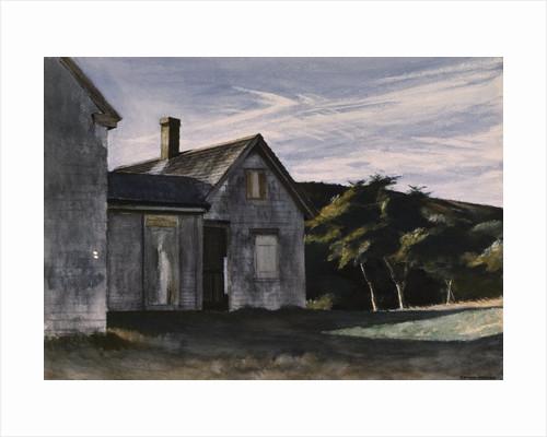 Cobb's House by Edward Hopper
