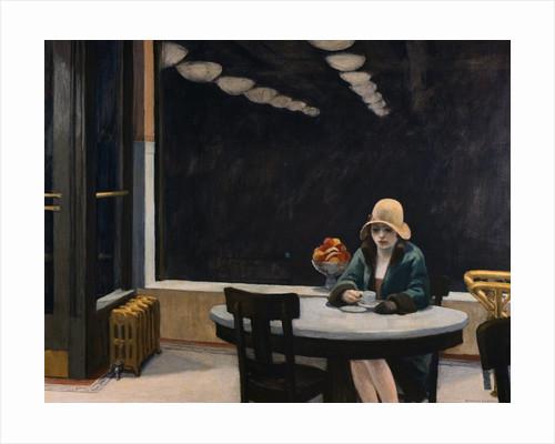 Automat by Edward Hopper