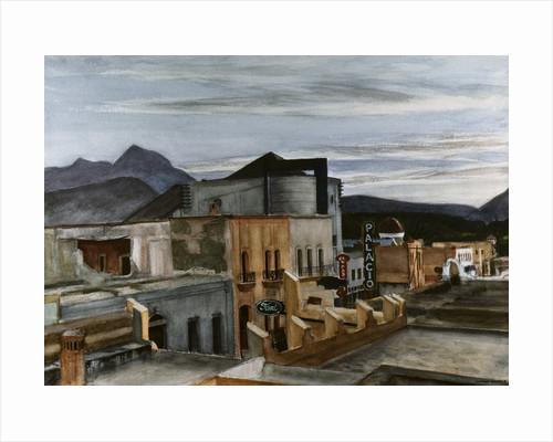 El Palacio by Edward Hopper