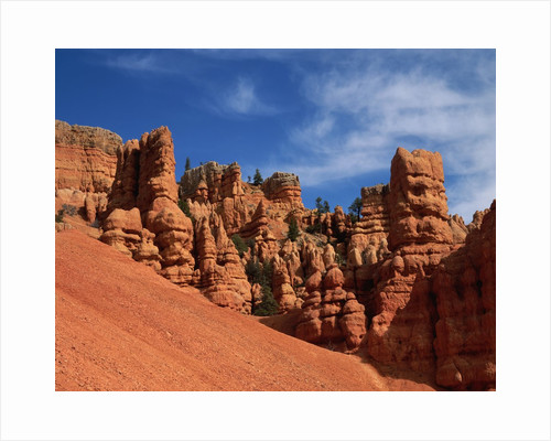 Red Canyon by Corbis