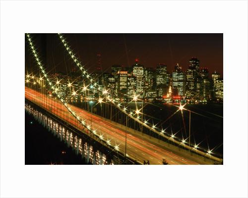 San Francisco Bay Bridge by Corbis