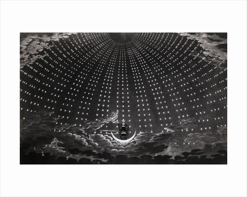 Stage design of Mozart's Magic Flute by Corbis