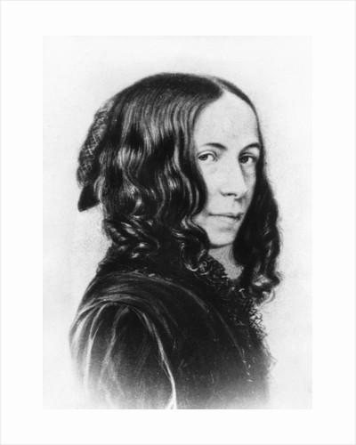 Elizabeth Barrett Browning by Corbis