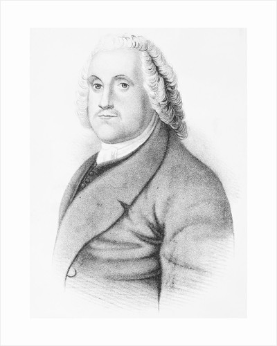 Print of Roger Williams by Corbis