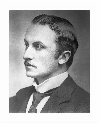 Portrait of George Nathaniel Curzon by Corbis