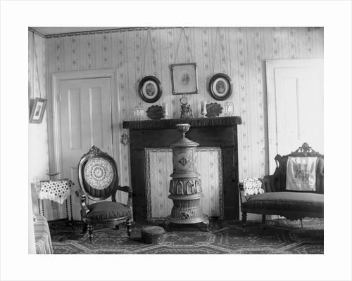 Interior of Victorian Home by Corbis
