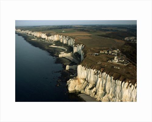 Les Falaises Chalk Cliffs by Corbis