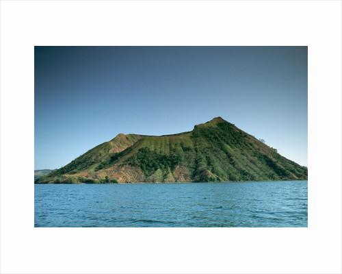 Taal Volcano by Corbis