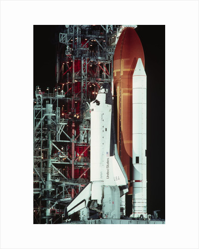 Space Shuttle Columbia by Corbis