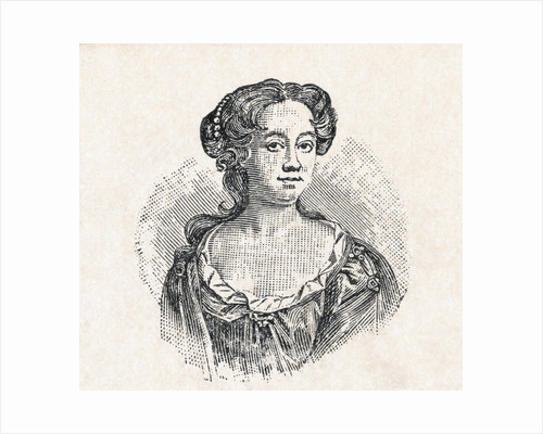 Portrait of Aphra Behn by Corbis