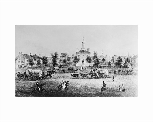 Print of Independence, Missouri by Corbis