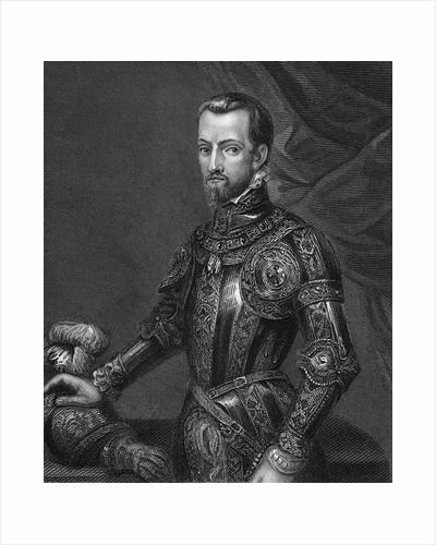 Philip Ii The King Of Spain by Corbis